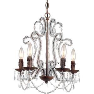 Beloved - Five Light Mini-Chandelier