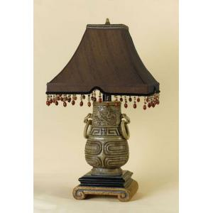 Dragon's Chalice - One Light Table Lamp