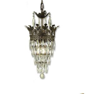 Sovereign - One Light Mini-Chandelier