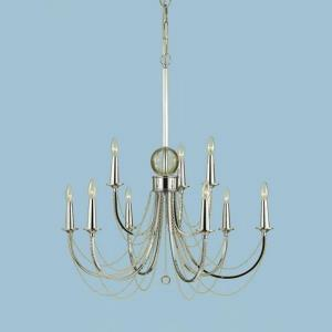 Shelby - Nine Light Chandelier