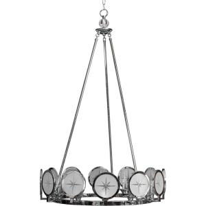 Cecil - Twelve Light Chandelier