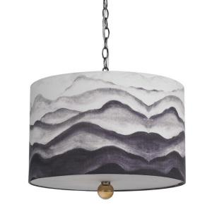Mountain Air - Three Light Pendant
