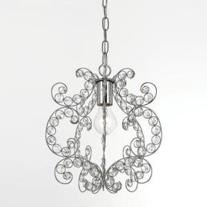 Rapture - One Light Mini Chandelier