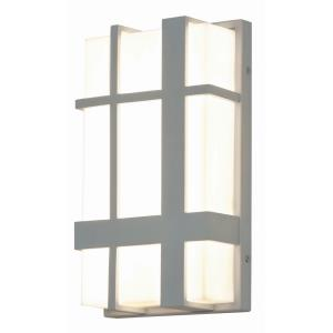 "Max - 12"" 24W 1 LED Outdoor Wall Sconce"