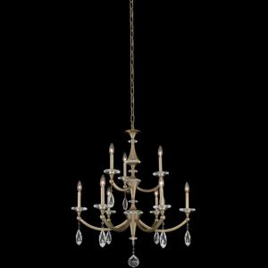 Floridia - Nine Light 2-Tier Chandelier