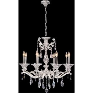 Vasari - Eight Light Chandelier