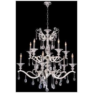 Vasari - Ten Light Chandelier