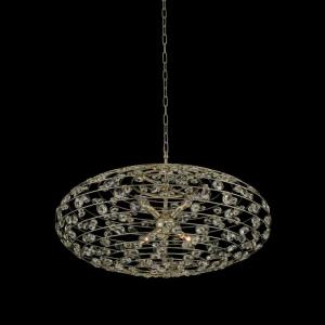 Gemini - Six Light Almond Pendant