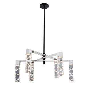 Serres - 28 Inch 24W LED Chandelier