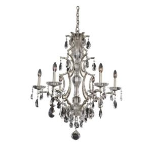 Shorecrest - Six Light Chandelier