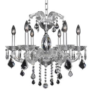 Giordano - Six Light Chandelier
