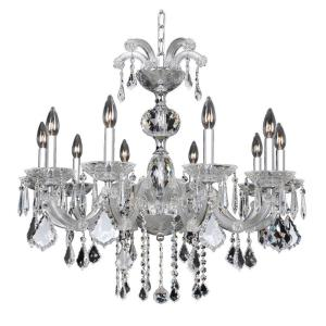 Giordano - Ten Light Chandelier