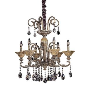 Legrenzi - Six Light Chandelier