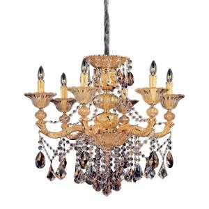 Mendelssohn - Six Light Chandelier