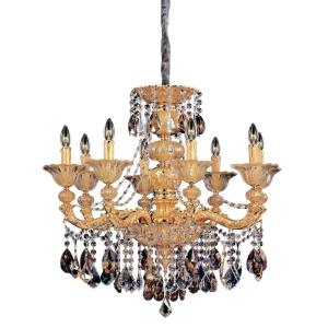 Mendelssohn - Eight Light Chandelier