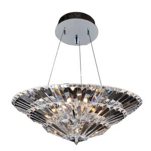 Auletta - Ten Light Flush Mount