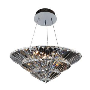 Auletta - Fifteen Light Flush Mount