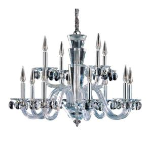 Fanshawe - Twelve Light Chandelier