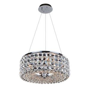 Arche - Three Light Round Pendant
