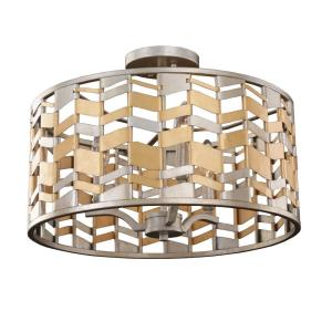 Broadway - Three Light Convertible Pendant