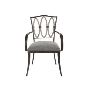 "Belmont - 37"" Dining Chair With Arms (Set of 2)"