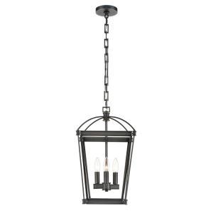 Manor - 4 Light Pendant