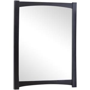 Elite - 34.25 Inch Rectangle Wood Mirror