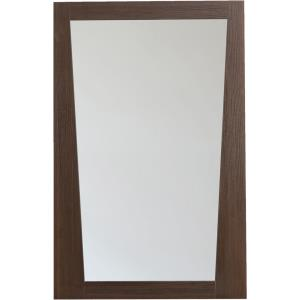 Vee - 21.5 Inch Rectangle Wood Mirror