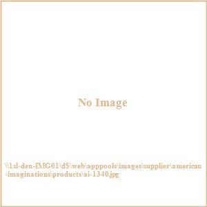 Xena Quartz - 48 Inch Quartz Top For Deck Mount Faucet