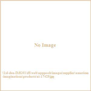 "Shaker - 24"" Rectangle Wood Mirror"