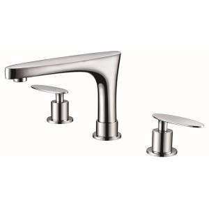 Iris - 13.98 Inch Bathroom Faucet