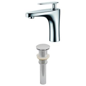 "2.25"" Bathroom Faucet Set with Drain Included"