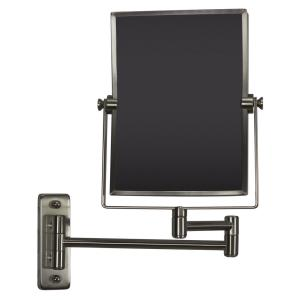 16.36 Inch Rectangle Wall Mount Magnifying Mirror