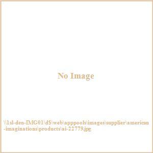 18.25 Inch 1 Hole Rectangle Undermount Sink Set