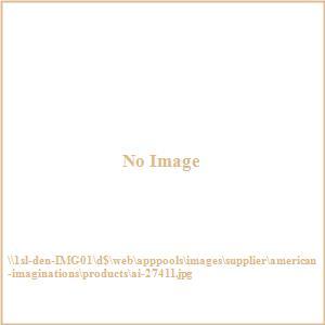 "20"" Undermount Kitchen Sink For Wall Mount Center Drilling"