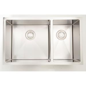 30 Inch Undermount Kitchen Sink For Deck Mount Center Drilling