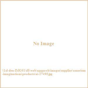 """16"""" Undermount Kitchen Sink For Deck Mount Center Drilling"""