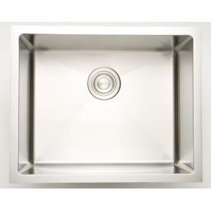 16 Inch Undermount Kitchen Sink For Wall Mount Center Drilling