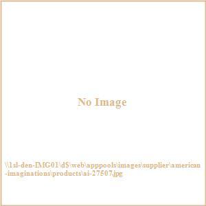 """31"""" Undermount Kitchen Sink For Deck Mount Center Drilling"""