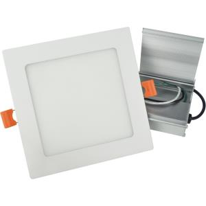 6 Inch 15W LED Square Recessed Pot Light