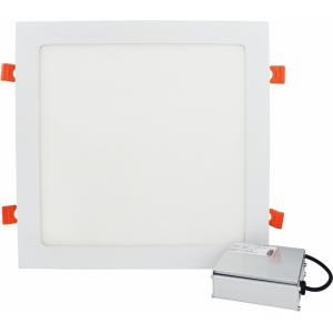 12 Inch 24W LED Square Recessed Pot Light