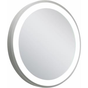 23 Inch Wall Mount LED Round Backlit Mirror