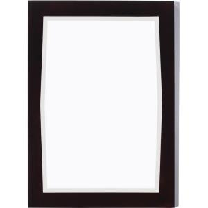 Roxy - 24 Inch Rectangle Wood Mirror