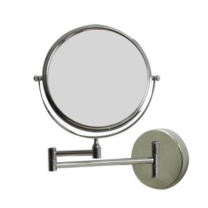 19.56 Inch Round Wall Mount Magnifying Mirror