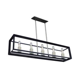 Vineyard - Five Light Linear Pendant