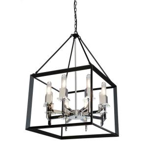Vineyard - 33 Inch Eight Light Chandelier