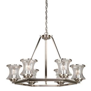 Dorsett - Six Light Chandelier