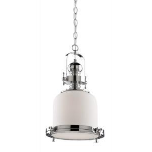 Victoriaville - 11.75 Inch One Light Pendant