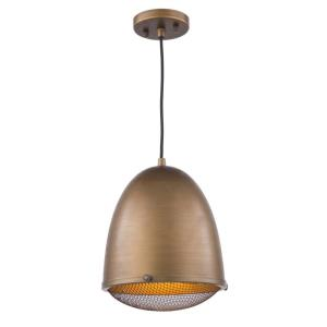 Retro Loft - 12.5 Inch One Light Pendant