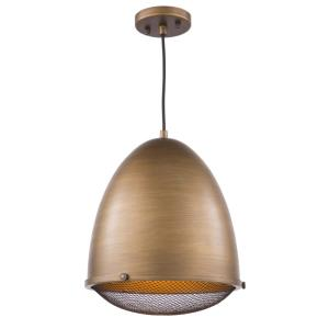 Retro Loft - 15 Inch One Light Pendant